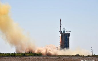 Start CZ-4B z HXMT / Credits - Xinhua/Zhen Zhe