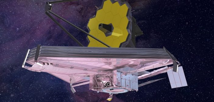 Start JWST opóźniony do 2021