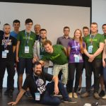 Participants of the second hackaton / Credits - Blue Dot Solutions