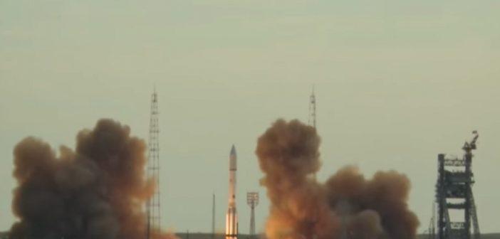 Start rakiety Proton-M - 08.06.2017 / Credits - Roskosmos