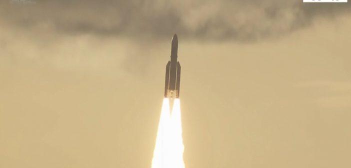 Start Ariane 5 z 28 czerwca 2017 / Credits - Arianespace