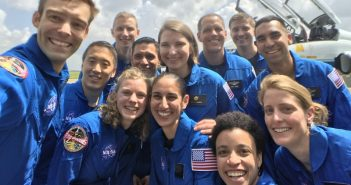 Nowa grupa astronautów NASA
