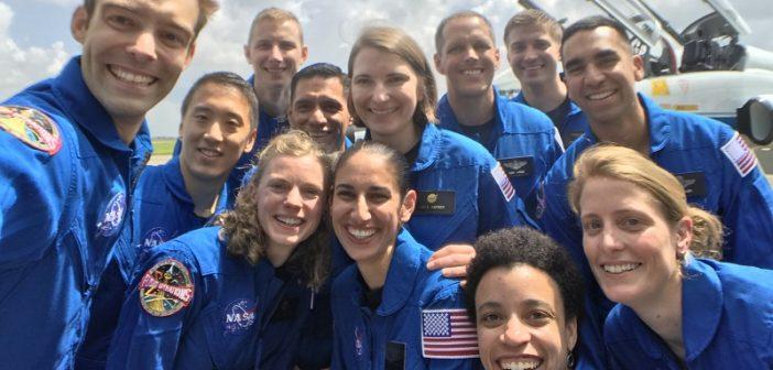 Nowe pokolenie astronautów