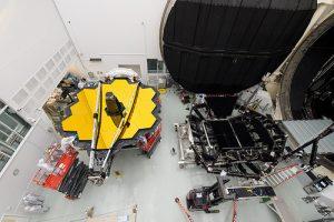 Lustro JWST / Credits - NASA