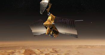 Mars Reconnaissance Orbiter / Credits - NASA