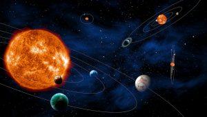 Poszukiwanie systemów egzoplanet / Credits - ESA