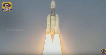 Udany lot orbitalny GSLV Mk III