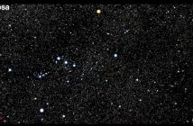 Gwiazdozbiór Oriona / Credits - ESA/Gaia/DPAC