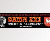 OZMA XXI – 10-13 sierpnia 2017