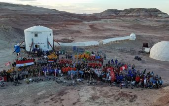 Uczestnicy URC 2017 / Credits - Mars Society