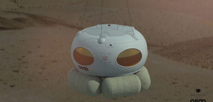 Projekt załogowej kapsuły do lotów stratosferycznych