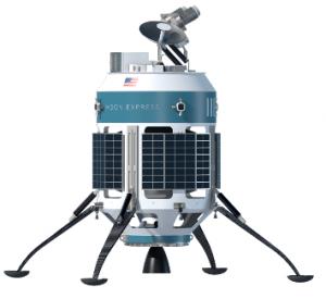 Lądownik ILO-1 / Credits: Moonexpress