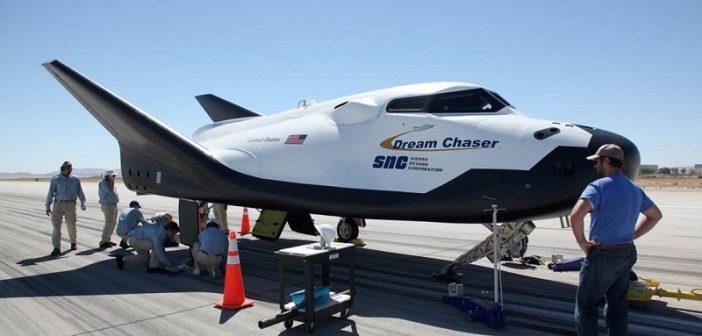 Nowe materiały o miniwahadłowcu Dream Chaser