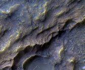 Smocze łuski na Marsie