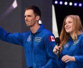 Kanada przedstawia dwoje kandydatów na astronautów