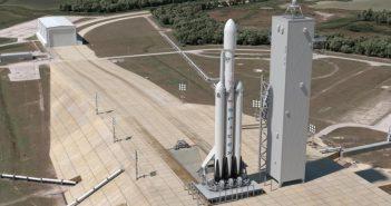 Falcon Heavy – start w 2018 roku