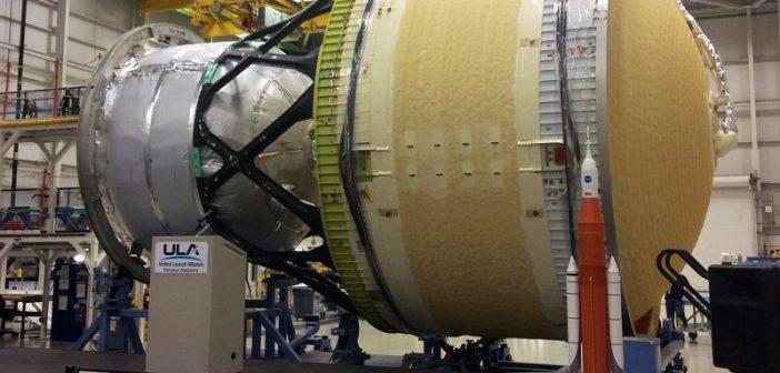 Drugi człon SLS zostanie niebawem przekazany NASA