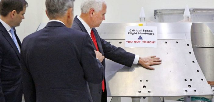 Nowa polityka kosmiczna Stanów Zjednoczonych?