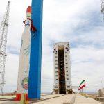 Rakieta Simorgh / Irańska Agencja Kosmiczna