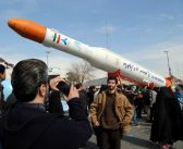 Start nowej irańskiej rakiety kosmicznej