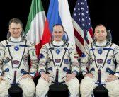 Misja załogi Sojuza-MS-05