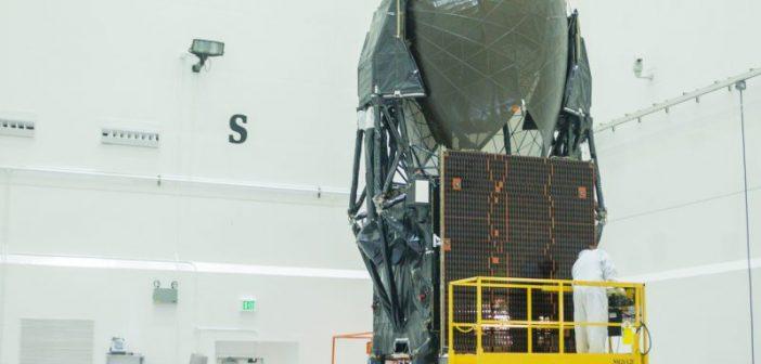 Satelita TDRS-M uszkodzony podczas przygotowań do startu