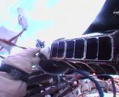 Rosyjski spacer kosmiczny na ISS (17.08.2017)