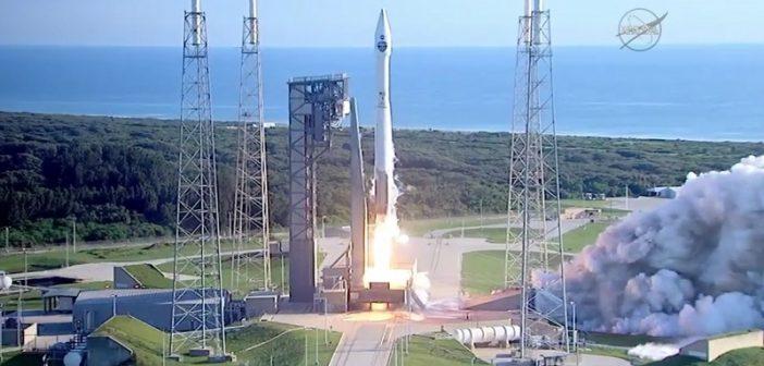 TDRS-M wystrzelony na pokładzie Atlasa 5