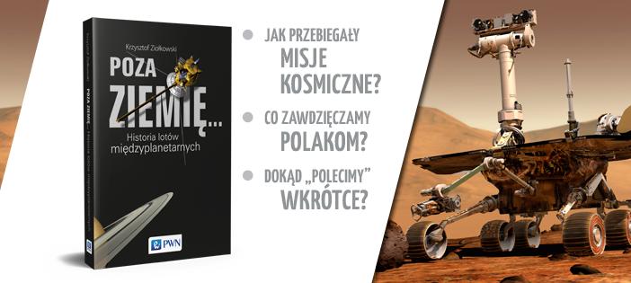 Dwie nowe książki o tematyce kosmicznej na polskim rynku