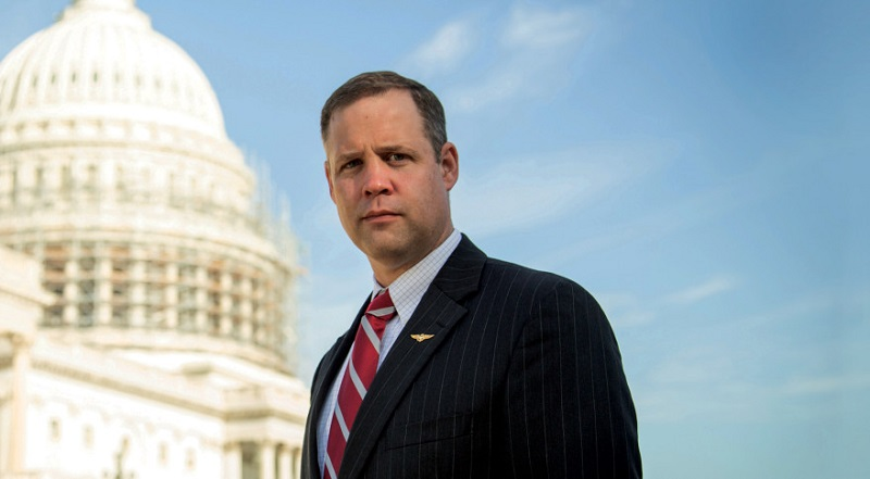 Jim Bridenstine / Corey Lack Pictures
