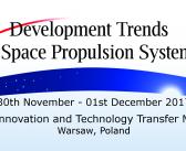 """10 konferencja """"Tendencje Rozwojowe w Napędach Kosmicznych"""""""