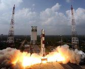 Nieudany start rakiety PSLV z satelitą IRNSS (31.08.2017)