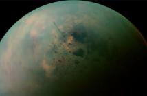 Mozaika wykonana na podstawie danych zebranych przez sondę Cassini / Credits: NASA / JPL-Caltech / Space Science Institute