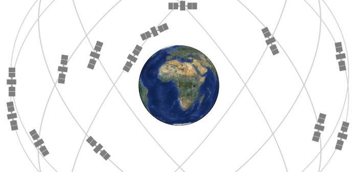 Problemy z odbiorem sygnału GNSS w północnej Norwegii