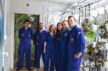 Członkowie pierwszej załogi Lunares / Zdjęcie: Monica Alcazar Duarte