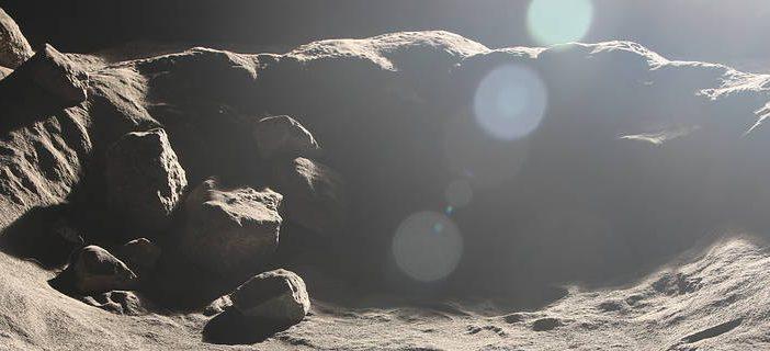 Rzeczy na Księżycu wyglądają inaczej
