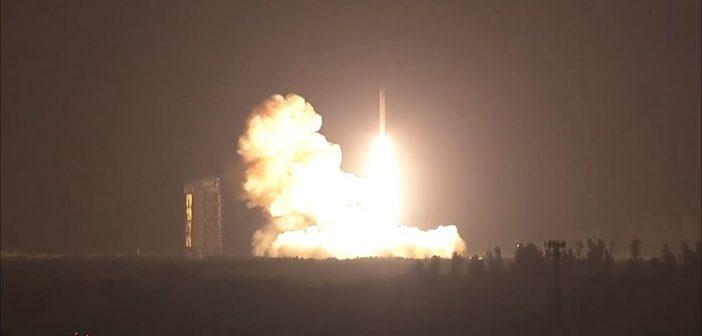 Start Minotaura IV z satelitą ORS-5