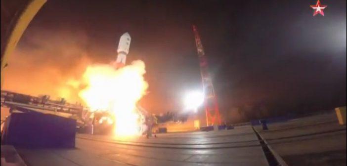Start Sojuza 2-1b - 22.09.2017 / Credits - новости сегодня