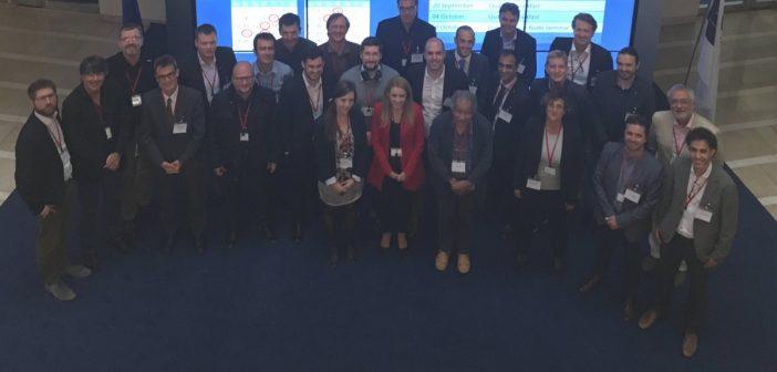 Eksperci ESNC na spotkaniu w Pradze / Credits - GSA