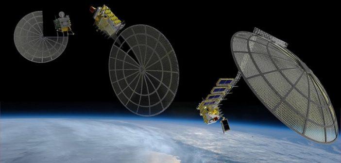 Archinaut testuje druk 3D w warunkach kosmicznych