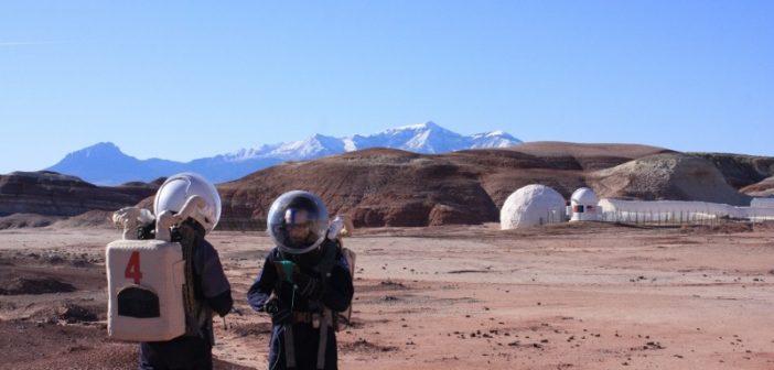 Wykład: Analogowa Misja na Marsa