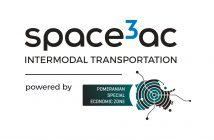 Space3ac Intermodal Transportation / Credits - Blue Dot Solutions i Pomorska Specjalna Strefa Ekonomiczna