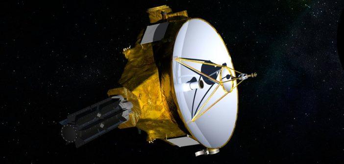 Sonda New Horizons / Credits - NASA, JPL