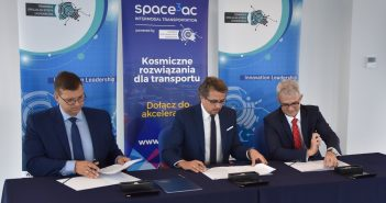 LOTOS S.A. i PZU Lab dołączają do Space3ac Intermodal Transportation