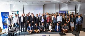 Participants of the first round of Space3ac / Credits - PSSE