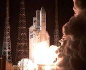 Trzy starty rakiet pod koniec września