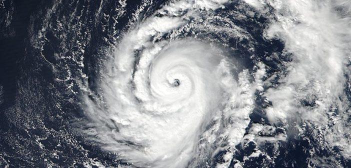 Satelity obserwują huragan Ophelia