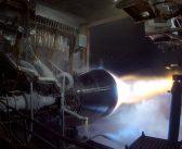 Testy silników rakietowych Blue Origin
