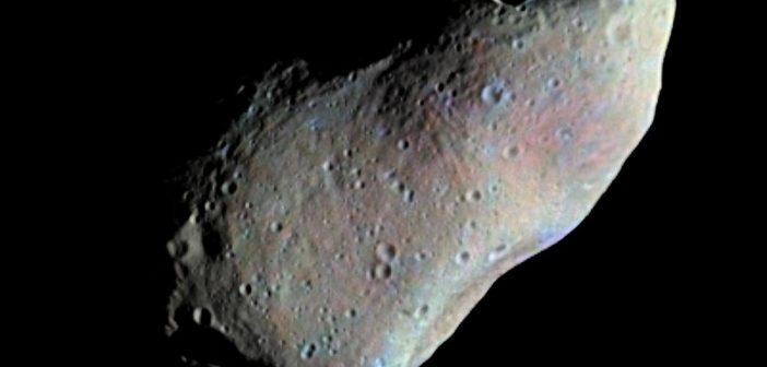 Planetoida 951 Gaspra / Credits - NASA