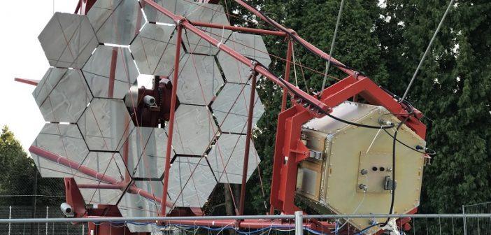 Instrument SST-1M otworzył krzemowe oko